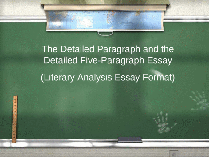 Introductory paragraphs for essays